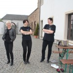 Sonja, Maja und Steffi