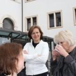 Margit, Regina und Sonja