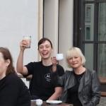 Margit, Rissy und Sonja