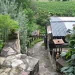 13 - Blick von oben auf Villa 2