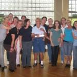 Gruppenfoto zum 80. Geburtstag